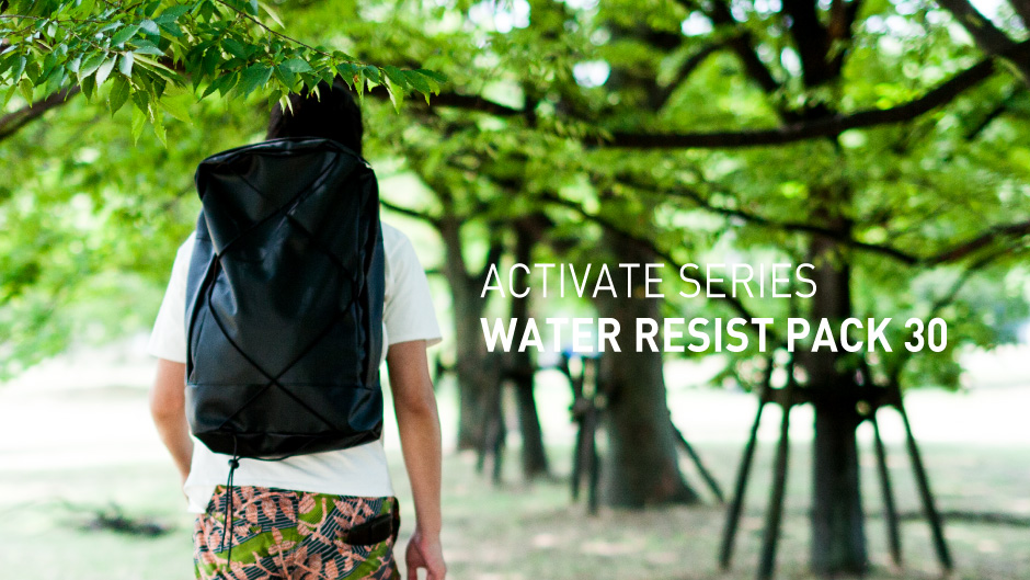 ACTIVATE SERIES WATER RESIST PACK 30(アクティベートシリーズ ウォーターレジストパック30)